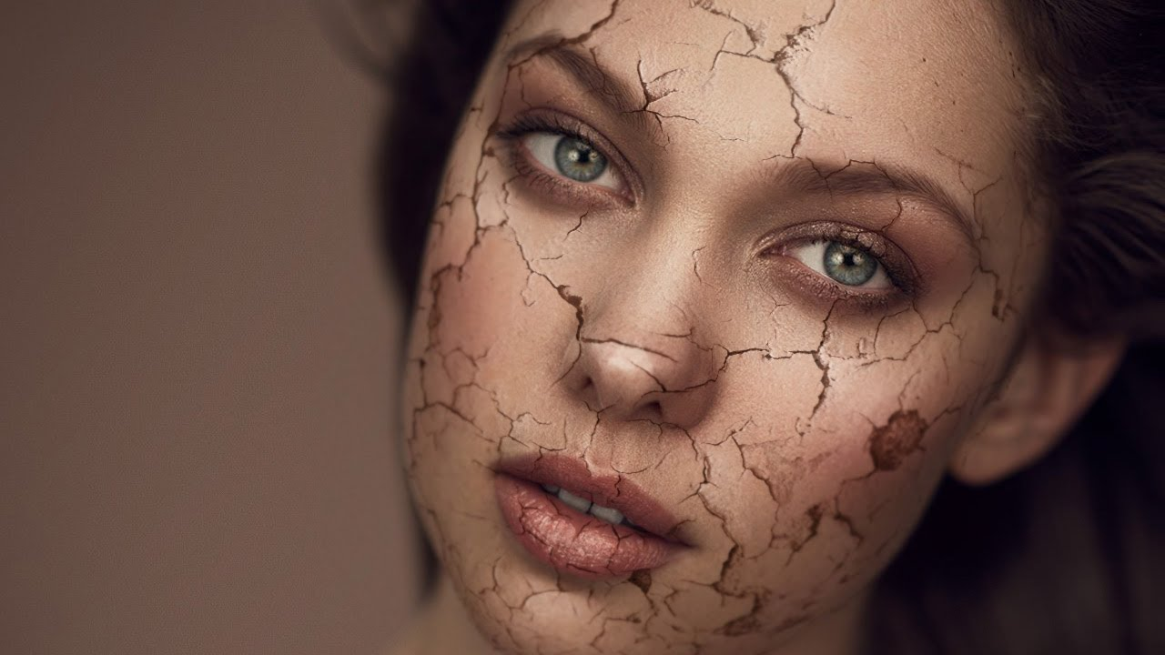 How to create an amazing cracked skin effect in photoshop how to create an amazing cracked skin effect in photoshop lensvidlensvid baditri Choice Image