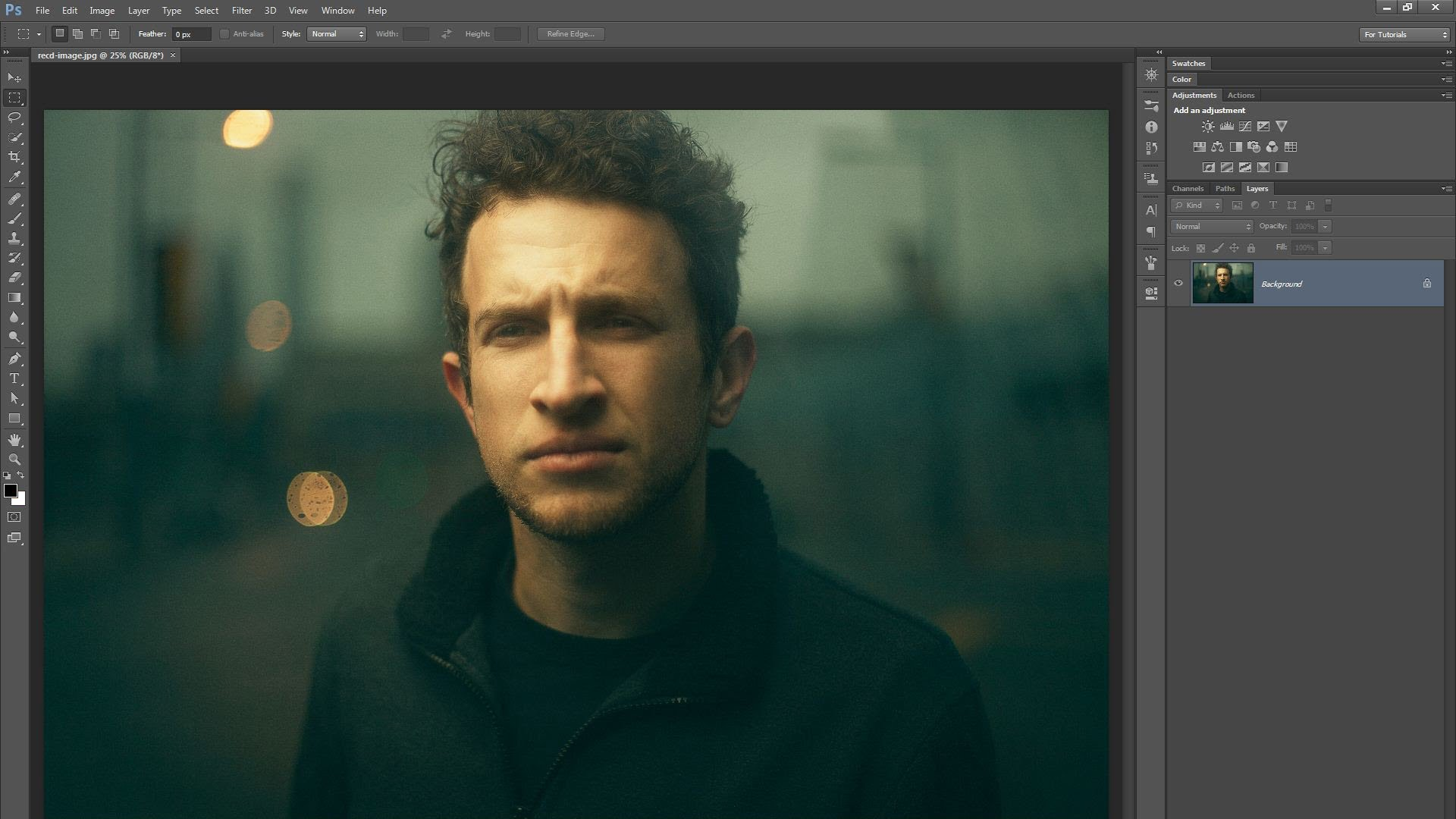 Create a moody cinematic portrait with photoshop lensvid create a moody cinematic portrait with photoshop lensvidlensvid baditri Gallery