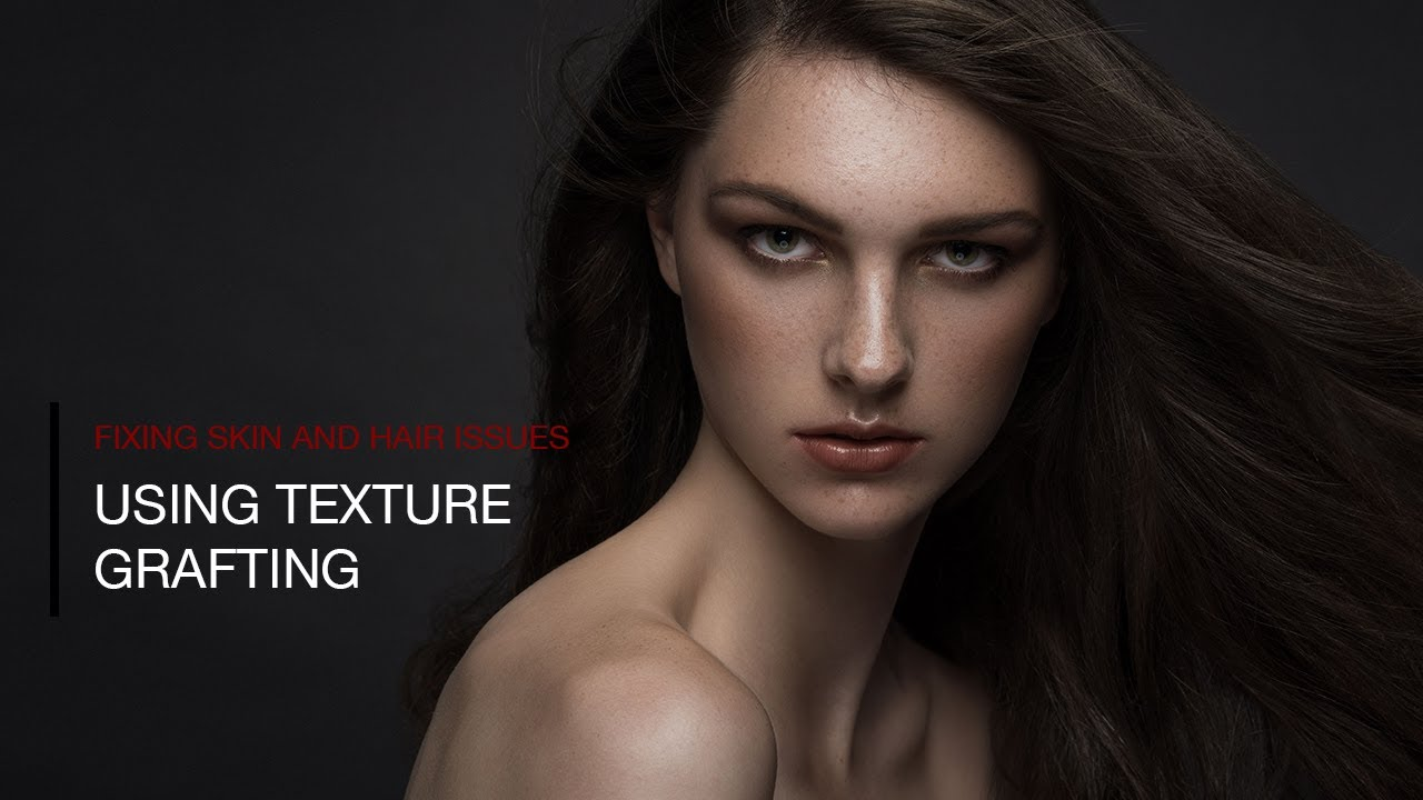 Create Skin Texture From Scratch In Photoshop - PHLEARN