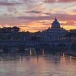 Rome: a Journey Through Night and Day