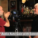 Canon Talks Single System Sound Recording