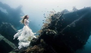Epic underwater photoshoot - The secret to success