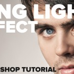 Creating a Ring Light Effect in Adobe Photoshop in Under 2 Min