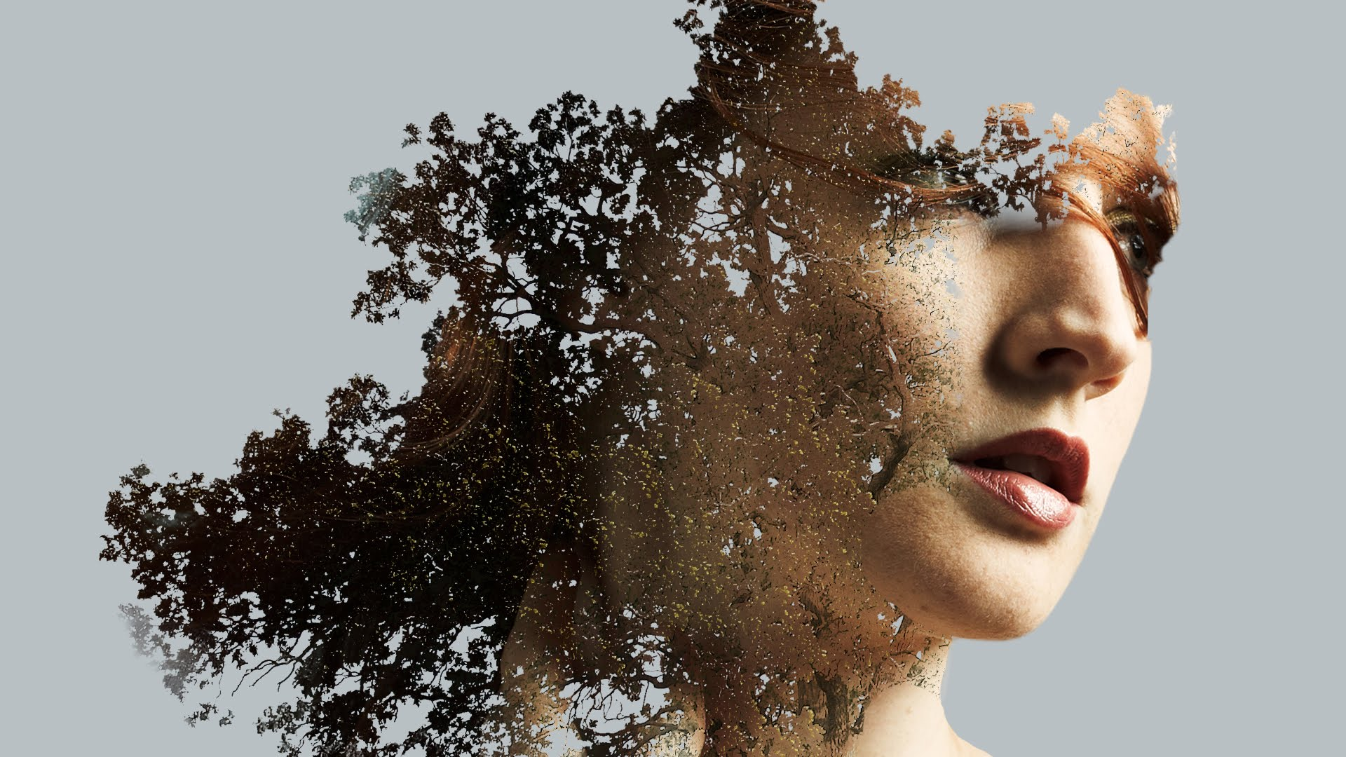 Advanced Double Exposure Effect In Photoshop