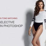 How to Match Skin Tones Using Selective Color in Photoshop
