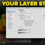 Quick Tip: How to Save Layer Styles in Photoshop