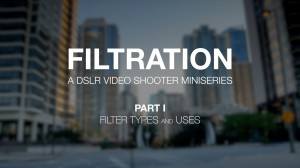 Filters for Video Part I