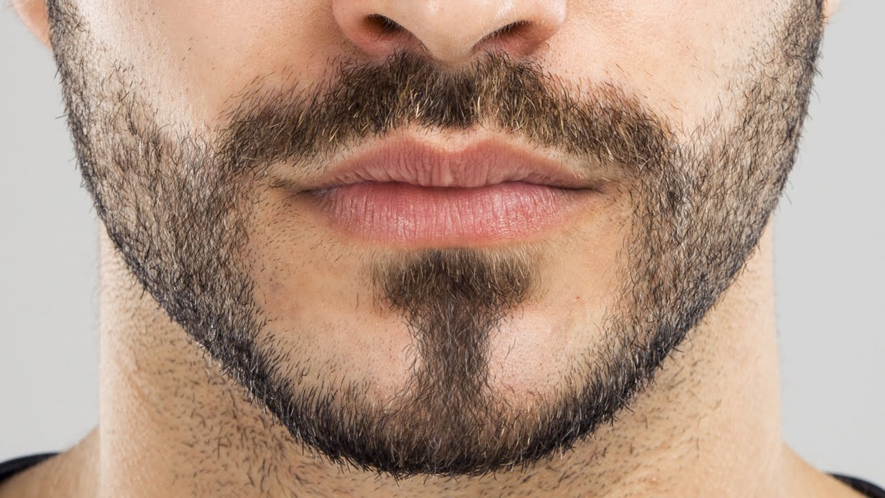 How To Create Facial Hair In Photoshop Lensvid