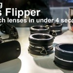 LensVid Exclusive: The Lens Flipper – Change Lens in Under 4 seconds!