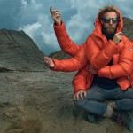 Annie Leibovitz Behind the Scenes Clothing Campaign for Moncler