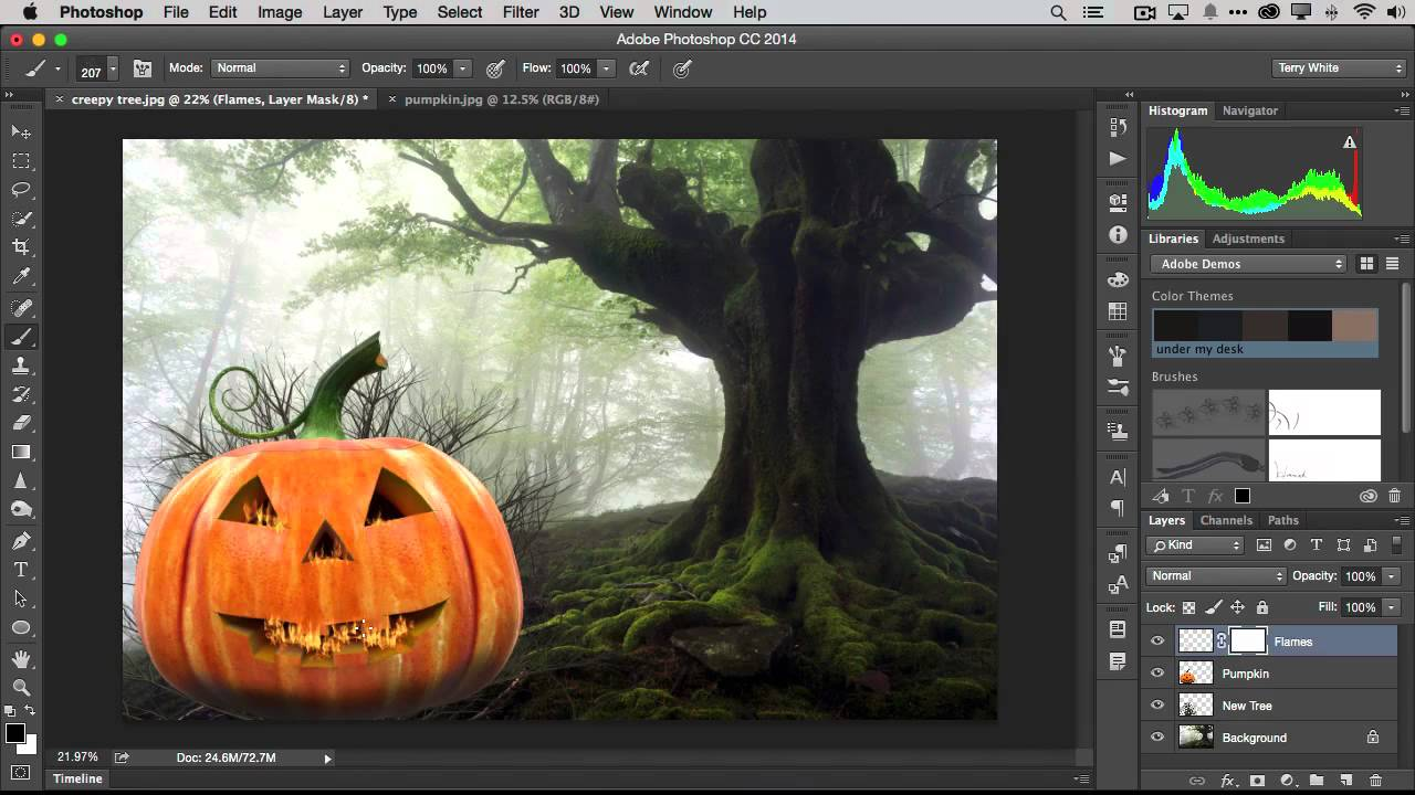 Using the 3 New Filters in Adobe Photoshop CC 2014 ...