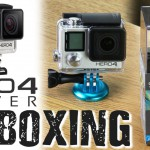 GoPro HERO 4 Silver Unboxing + Fotodiox Accessories