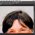 Retouching Photos of elderly People in Photoshop