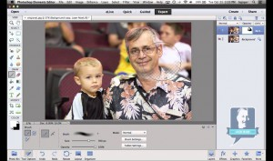 Partial Color Cast Removal in Photoshop Elements