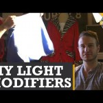 Simple to Make DIY Light Modifiers and Diffusers