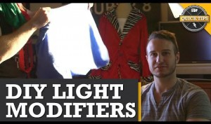 Quicktips: DIY Light Modifiers!