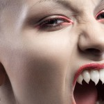 How to Turn Teeth into Sharp Fangs in Photoshop