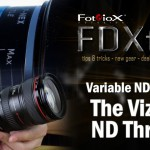 Fotodiox Vizelex ND Throttle – Variable ND Lens Adapter