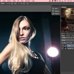 The Best Way to Use Lens Flares in Photoshop