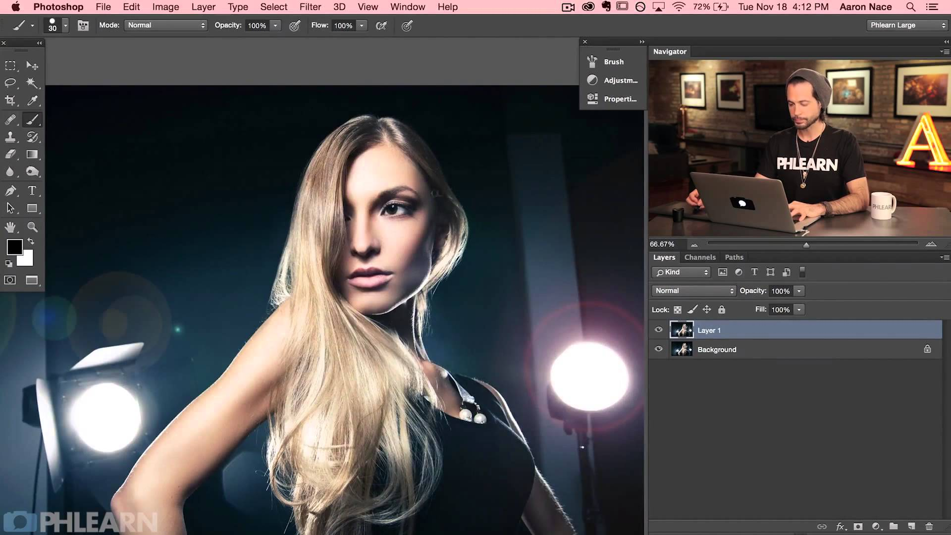 Photoshop File Info - Adding Contact Information To Your ...