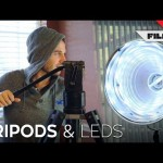 Creating Simple DIY Lights and a look at Tripods for Video