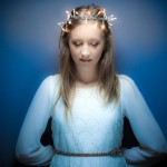 How to Balance Flash with Fairy Lights for Portrait Photography