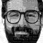 How to Create a Stylized Portrait Look From Newspapers