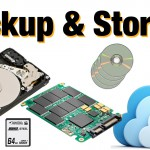Storage and Backup for Strategies Photographers