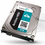 Seagate New 8TB Hard Drive with Shingled Magnetic Recording Technology