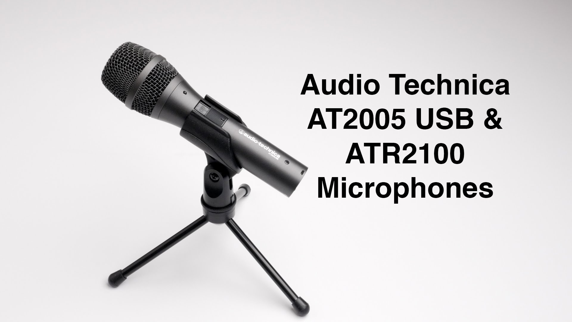 audio technica at2005usb starter microphone for voice over review. Black Bedroom Furniture Sets. Home Design Ideas