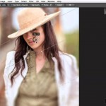 Using Tilt-Shift Blur on a Portrait in Photoshop