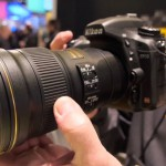 Quick Look at the New Nikon AF-S NIKKOR 300mm f/4E PF ED VR at CES 2015