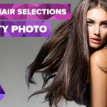 Hair Selections Using the New Affinity Photo Software
