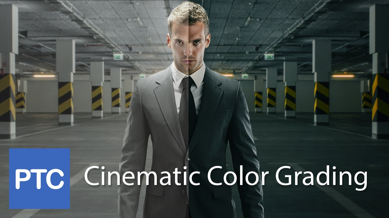 Creating Cinematic Color Grading For Still Images In