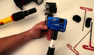 ClickSnap ProPole - Painters Pole Adapter