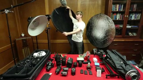 Building Your Commerical and Wedding Photography Kit with Ben Lucas