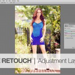 Basic Retouching in Photoshop – Using Adjustment Layers