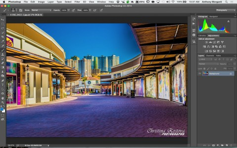 Photoshop For Photographers - Episode 17: Repair That Smudgy Sky