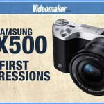 Samsung NX500 Hands on Review