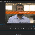 Adobe Premiere Pro CC Morph Cut – No More Jump Cuts
