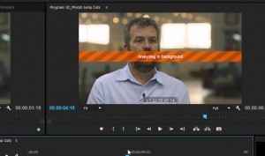 Coming to Adobe Premiere Pro – New Morph Cut