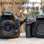 LensVid Exclusive: Nikon D810 vs. Nikon D7100 – Upgrading to a Pro Body
