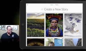 Tell your Story Visually with Adobe Slate