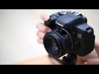 Canon EF 50mm f/1.8 II and 50mm f/1.8 STM (Simple Test)
