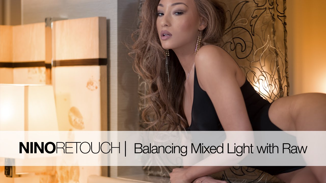 how to add lighting behind the object in lightroom