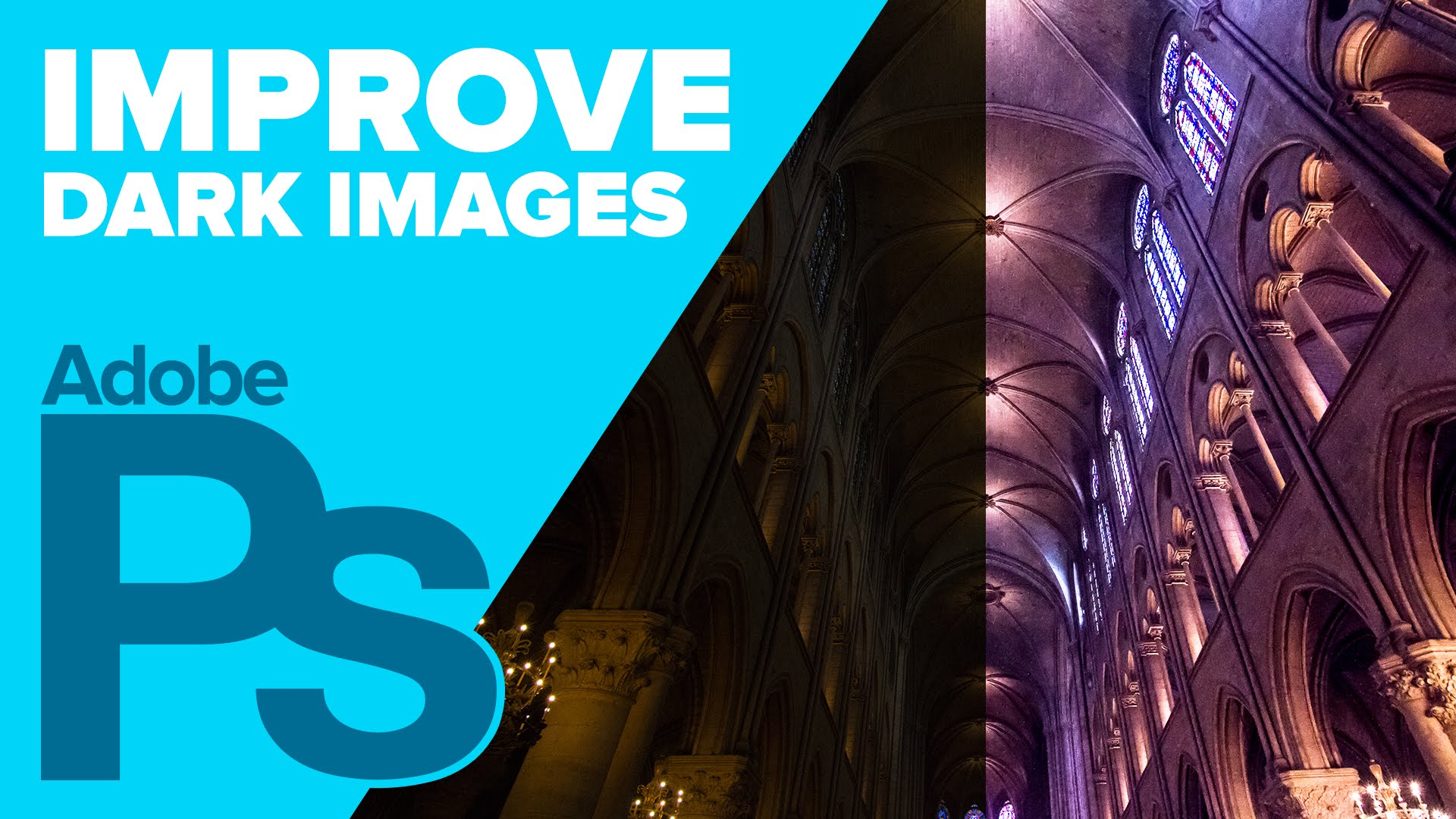 How to Dramatically Improve Dark Images with Photoshop