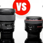 Canon 50mm f/1.2L VS. the Sigma 50mm f/1.4 ART