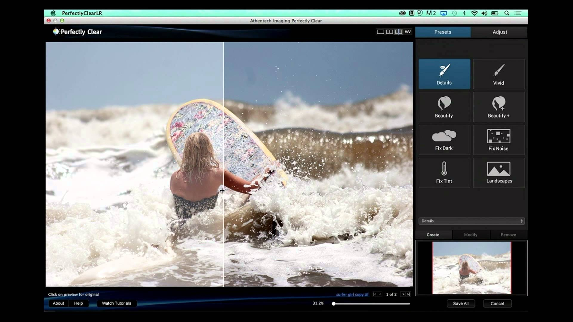 A Quick Look at Perfectly Clear Photoshop & Lightroom Plug-Ins