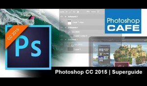 Actual 2015 Release of Photoshop (June 16th) new features review and tutorial