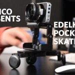 Firts Look at the Edelkrone PocketSkater2 – Super Mini Camera Dolly